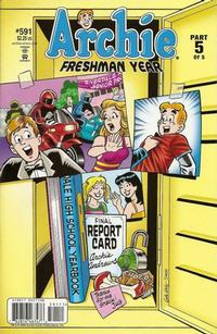 Cover Thumbnail for Archie (Archie, 1959 series) #591