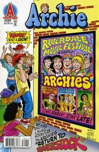 Cover Thumbnail for Archie (Archie, 1959 series) #599