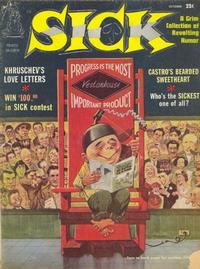Cover Thumbnail for Sick (Prize, 1960 series) #v1#2 [2]