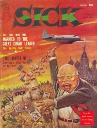 Cover Thumbnail for Sick (Prize, 1960 series) #v1#3 [3]