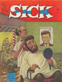 Cover Thumbnail for Sick (Prize, 1960 series) #v1#5 [5]