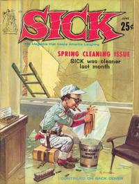 Cover Thumbnail for Sick (Prize, 1960 series) #v2#7 [13]