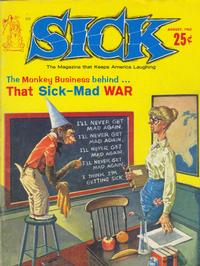 Cover Thumbnail for Sick (Prize, 1960 series) #v2#8 [14]