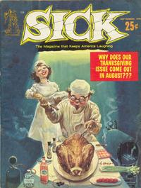 Cover Thumbnail for Sick (Prize, 1960 series) #v3#1 [15]