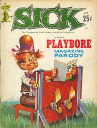 Cover Thumbnail for Sick (Prize, 1960 series) #37