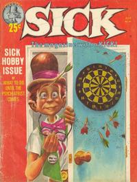 Cover Thumbnail for Sick (Prize, 1960 series) #45