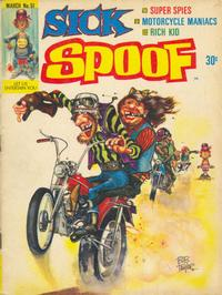 Cover Thumbnail for Sick (Prize, 1960 series) #51