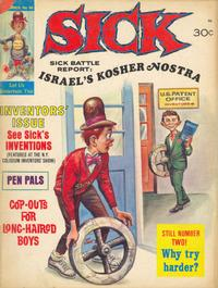 Cover Thumbnail for Sick (Prize, 1960 series) #56