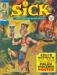 Cover Thumbnail for Sick (Prize, 1960 series) #61