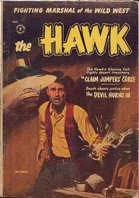 Cover Thumbnail for The Hawk (St. John, 1953 series) #6