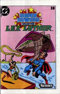 Cover Thumbnail for Super Powers Collection (DC, 1983 series) #10