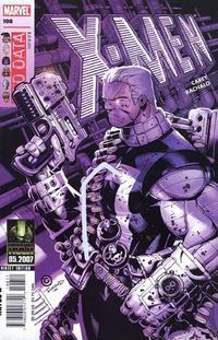 Cover Thumbnail for X-Men (Marvel, 2004 series) #198