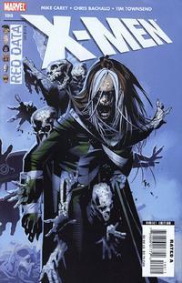 Cover Thumbnail for X-Men (Marvel, 2004 series) #199