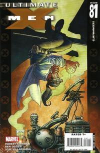 Cover Thumbnail for Ultimate X-Men (Marvel, 2001 series) #81