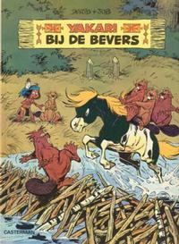 Cover Thumbnail for Yakari (Casterman, 1977 series) #3 - Bij de bevers