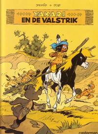 Cover Thumbnail for Yakari (Casterman, 1977 series) #10 - Yakari en de valstrik