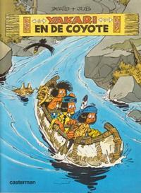 Cover Thumbnail for Yakari (Casterman, 1977 series) #12 - Yakari en de coyote