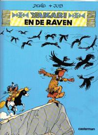 Cover for Yakari (Casterman, 1977 series) #14 - Yakari en de raven