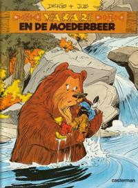 Cover Thumbnail for Yakari (Casterman, 1977 series) #15 - Yakari en de moederbeer