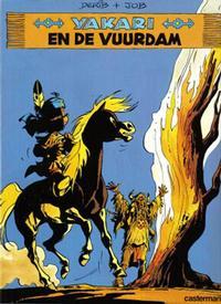 Cover Thumbnail for Yakari (Casterman, 1977 series) #19 - Yakari en de vuurdam