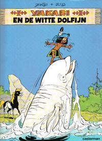 Cover Thumbnail for Yakari (Casterman, 1977 series) #21 - Yakari en de witte dolfijn