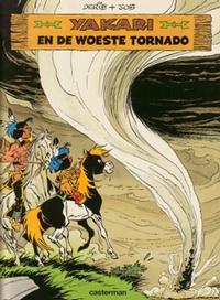 Cover Thumbnail for Yakari (Casterman, 1977 series) #22 - Yakari en de woeste tornado