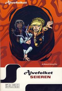 Cover Thumbnail for Alvefolket (Hjemmet / Egmont, 2005 series) #21