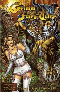 Cover Thumbnail for Grimm Fairy Tales (Zenescope Entertainment, 2005 series) #13 [Cover A]