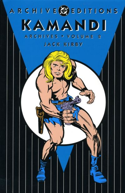 Cover for Kamandi Archives (DC, 2005 series) #2