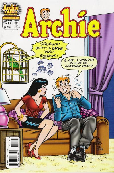 Cover for Archie (Archie, 1959 series) #577