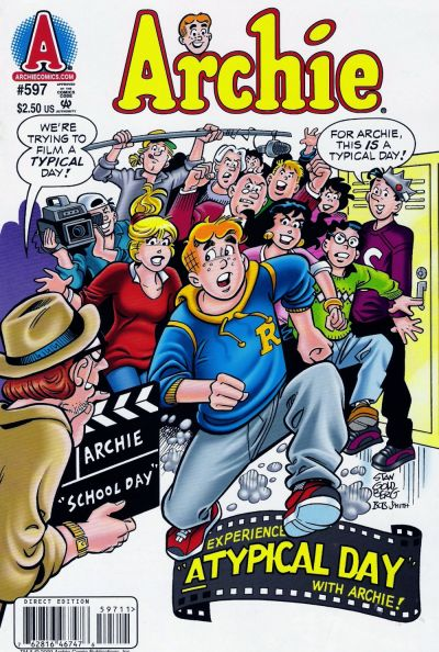 Cover for Archie (Archie, 1959 series) #597