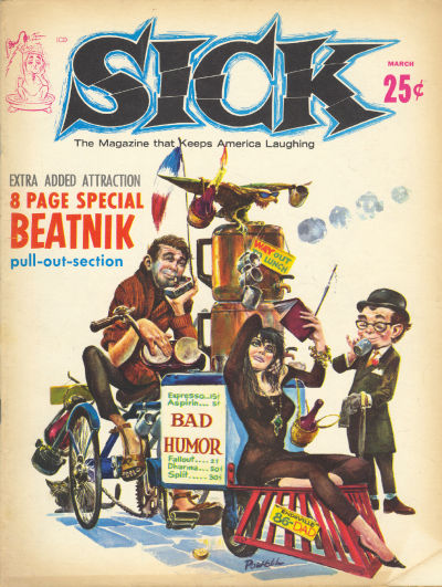Cover for Sick (Prize, 1960 series) #v2#6 [12]