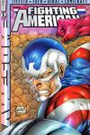 Cover for Fighting American (Awesome, 1997 series) #1 [Rob Liefeld Cover]
