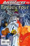 Cover for Marvel Adventures Fantastic Four (Marvel, 2005 series) #15