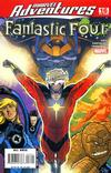 Cover for Marvel Adventures Fantastic Four (Marvel, 2005 series) #16