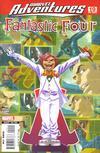 Cover for Marvel Adventures Fantastic Four (Marvel, 2005 series) #19