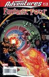 Cover for Marvel Adventures Fantastic Four (Marvel, 2005 series) #25