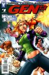 Cover for Gen 13 (DC, 2006 series) #1