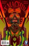 Cover for Ex Machina (DC, 2004 series) #25
