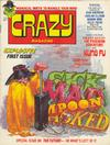 Cover for Crazy Magazine (Marvel, 1973 series) #1