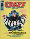 Cover for Crazy Magazine (Marvel, 1973 series) #13