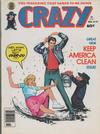 Cover for Crazy Magazine (Marvel, 1973 series) #44