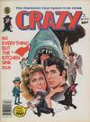 Cover for Crazy Magazine (Marvel, 1973 series) #45