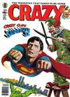 Cover for Crazy Magazine (Marvel, 1973 series) #81