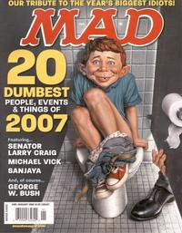 Cover Thumbnail for MAD (EC, 1952 series) #485