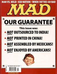 Cover Thumbnail for MAD (EC, 1952 series) #486