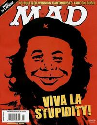 Cover Thumbnail for MAD (EC, 1952 series) #487