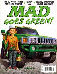 Cover Thumbnail for MAD (EC, 1952 series) #494