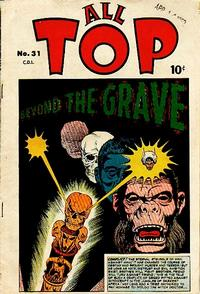 Cover Thumbnail for All Top (Bell Features, 1952 series) #31