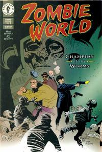 Cover Thumbnail for ZombieWorld: Champion of the Worms (Dark Horse, 1997 series) #1